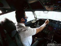 Tak Selalu Suka, Jadi Pilot Juga Ada Dukanya