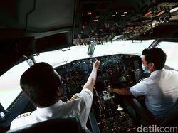 Kata Pilot Garuda Indonesia Soal Protokol Kesehatan