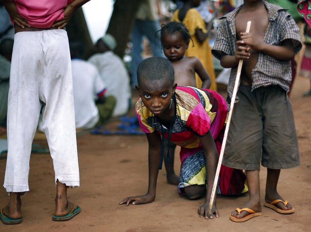 Tragis! 6 Anak Tewas Saat Bermain-main dengan Bom Tua di Uganda