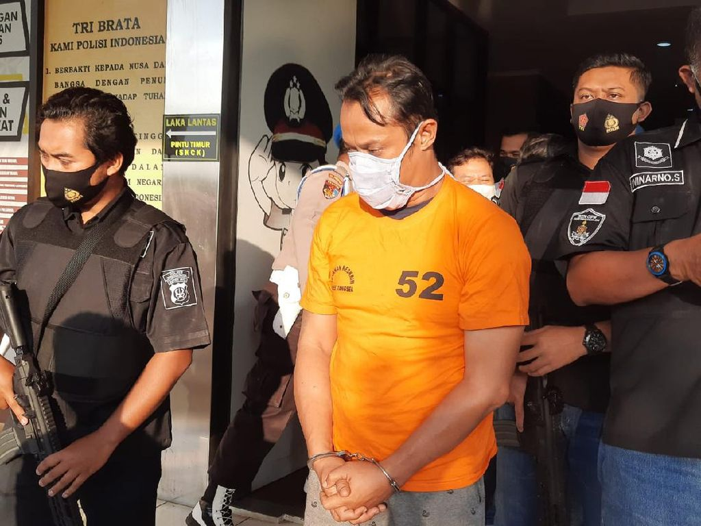 Polisi: Pencuri Harley-Davidson Modus Test Drive Pelaku Tunggal