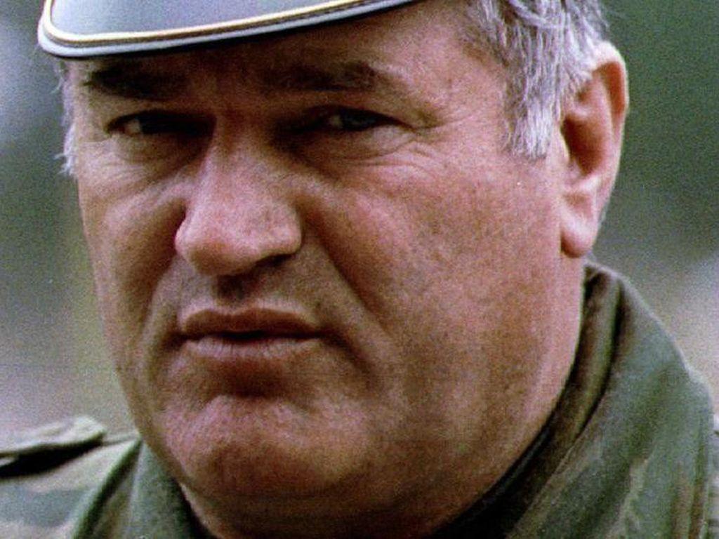Ratko Mladic, Pembantai 8.000 Muslim Bosnia Minta Dibebaskan dari Hukuman