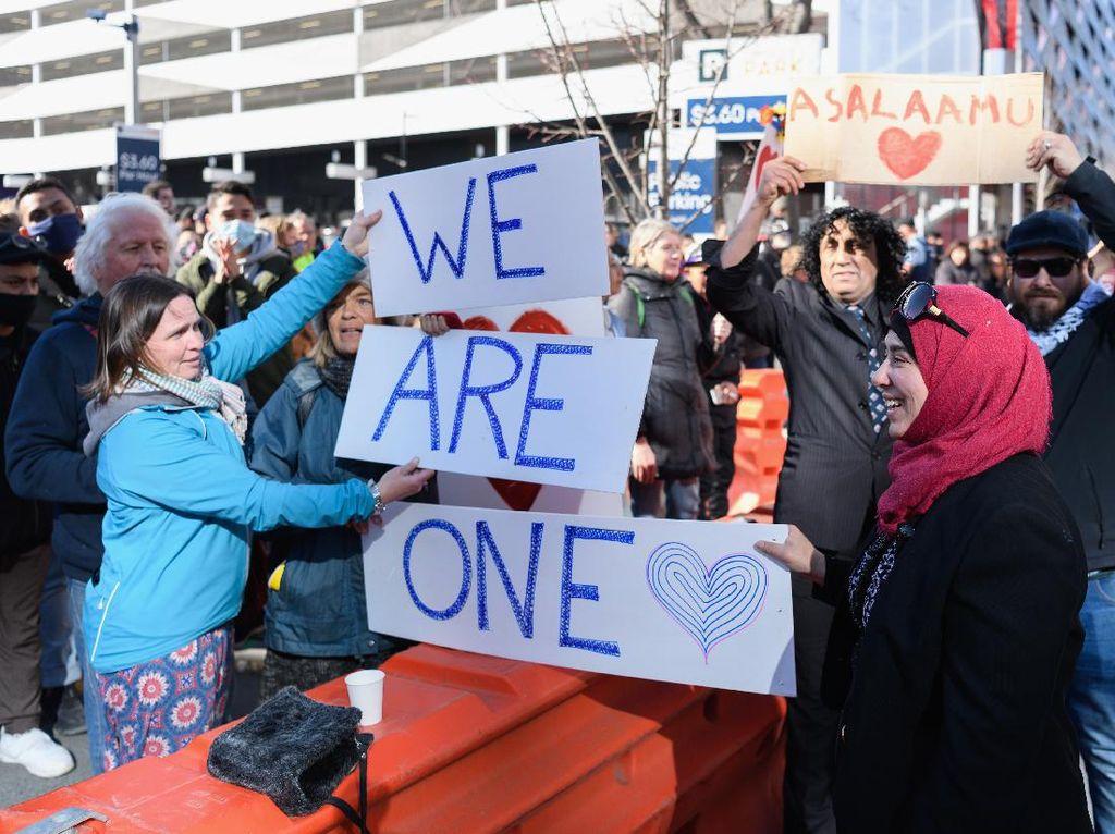 Reaksi Selandia Baru Saat Pembantai 51 Muslim Dibui Seumur Hidup