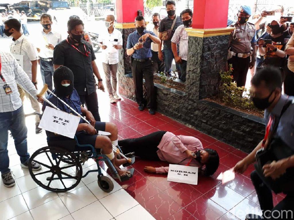 Pembunuhan Sadis Sekeluarga Sukoharjo, Pelaku Sempat Setor Duit ke Korban