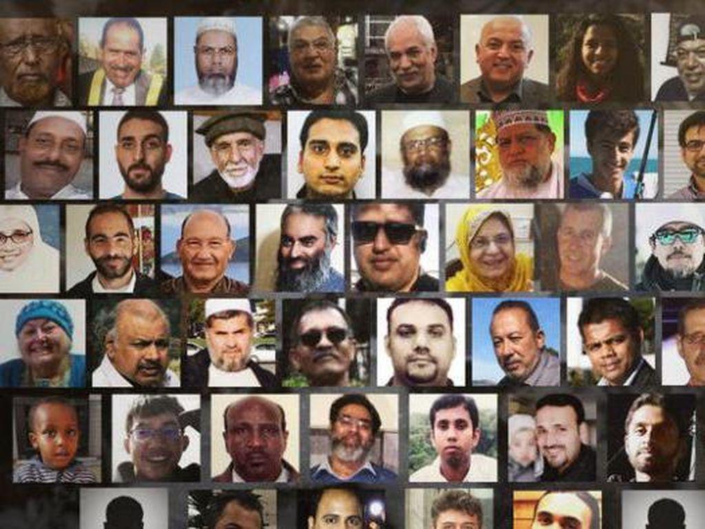 Keterangan Saksi Korban Teror Selandia Baru: Saya Kulit Putih dan Bangga Jadi Muslim