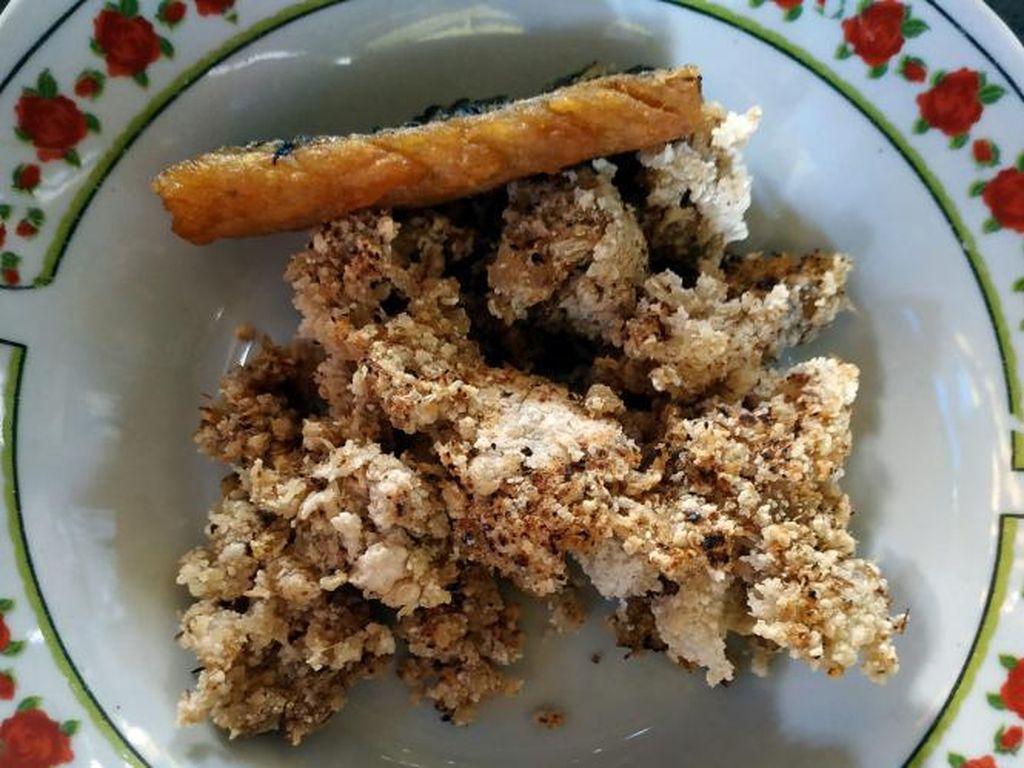Bukan Nasi, Ini Sinole Makanan Khas Papua