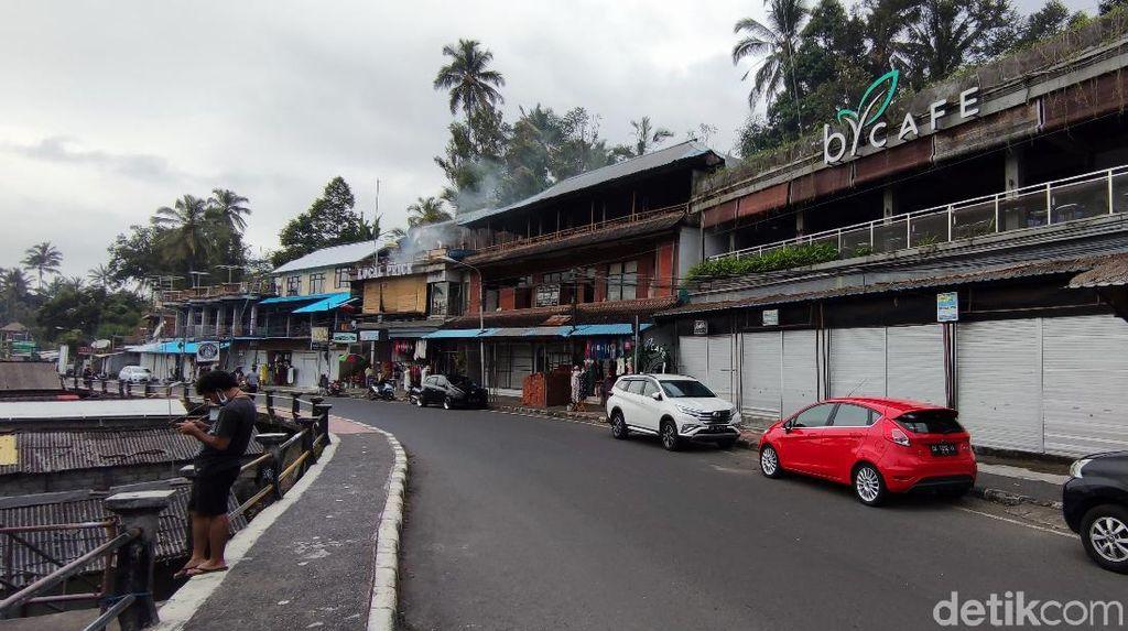 Potret Sisi Lain Tegallalang Bali