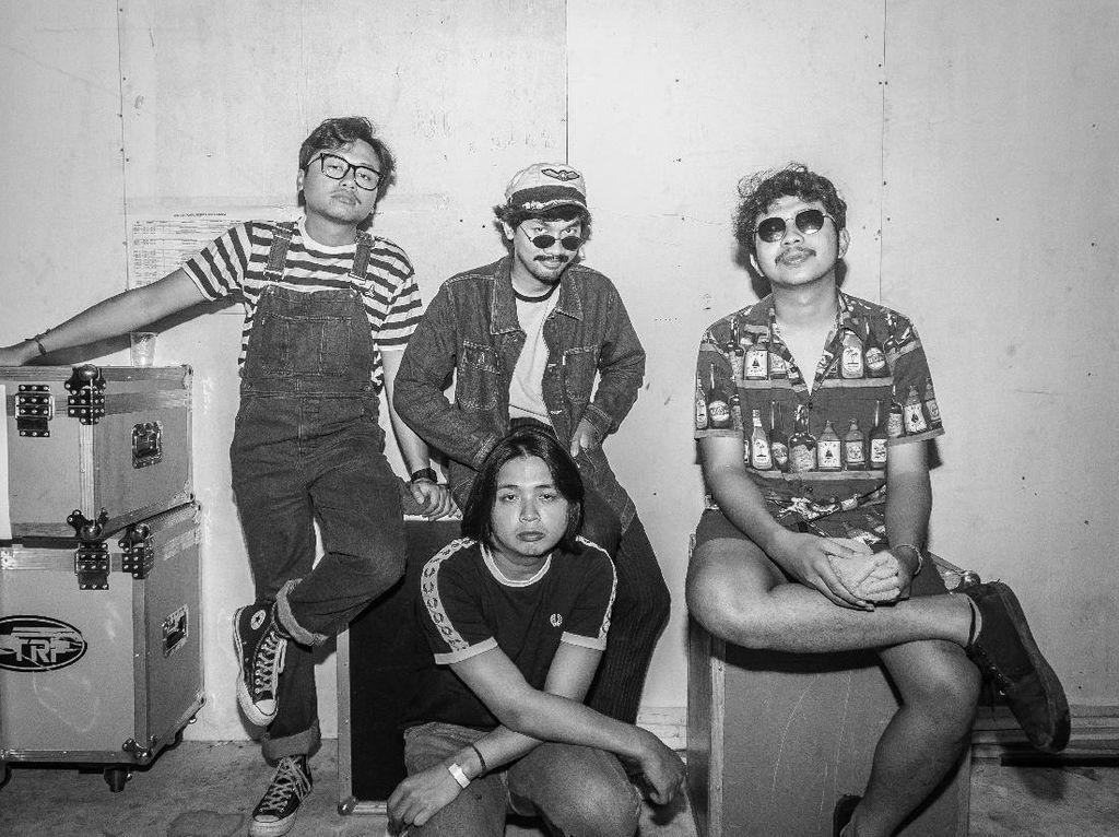 The Panturas Bakal Kenalkan Lagu Baru di Konser Virtual