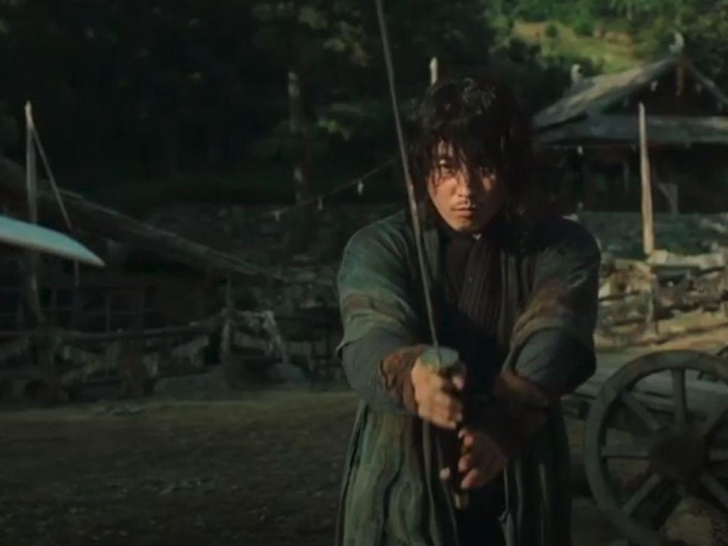 Tentang The Swordsman Film Korea Dibintangi Joe Taslim