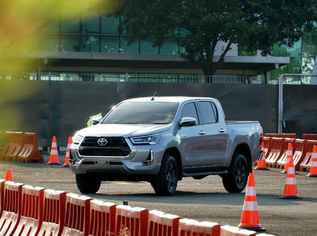 Toyota New Hilux Meluncur di Indonesia, Harga Mulai dari Rp 241,7 Juta