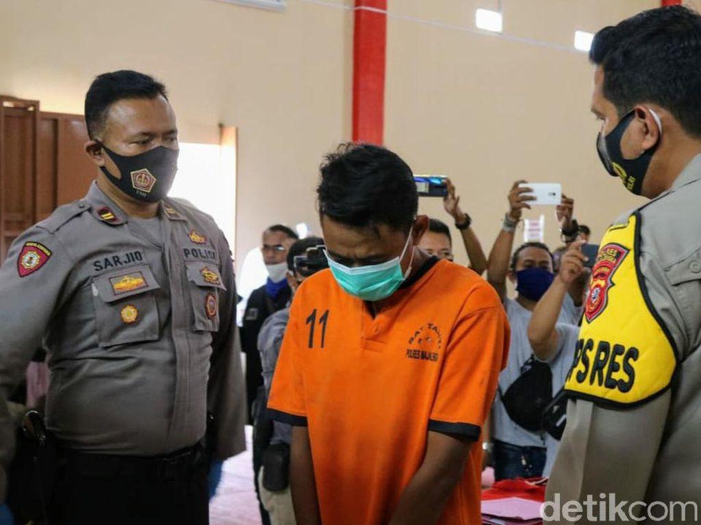 Cabuli Bocah 12 Tahun, Buruh Bejat di Majalengka Ditangkap Polisi