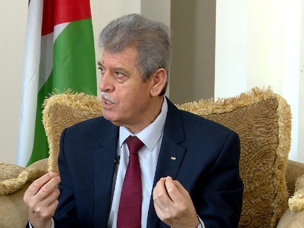 Kisah Zuhair Al-Shun 2 Kali Dipenjara hingga Jadi Dubes Palestina