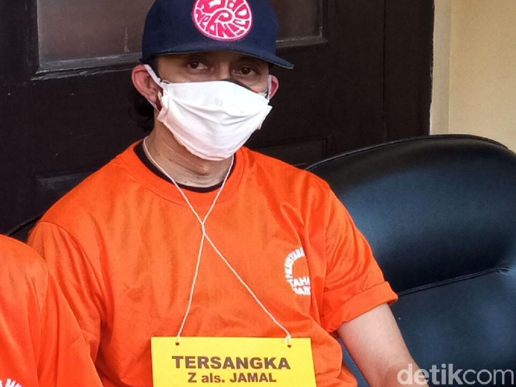 Tunggu Persetujuan Rehab, Jamal Preman Pensiun Masih Huni Sel