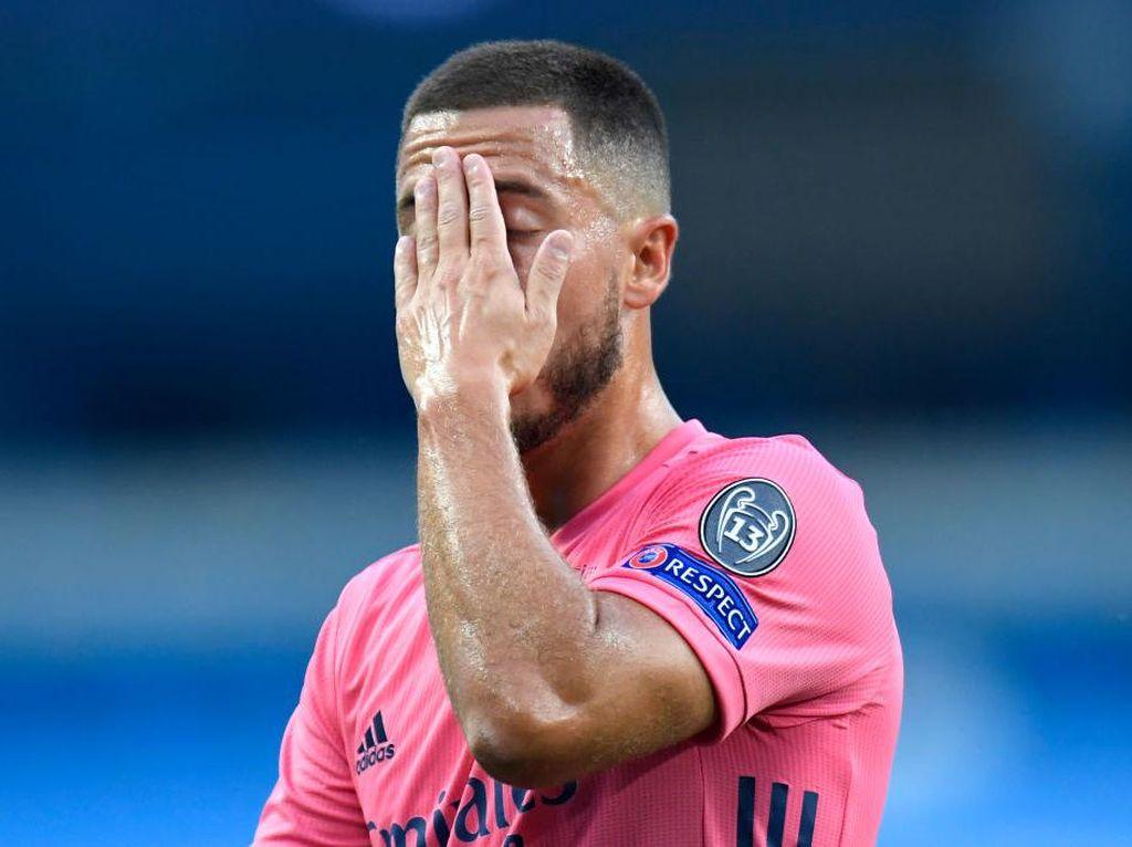 10 Pesepakbola Ini Poinnya Paling Turun di FIFA 21, Hazard No.1