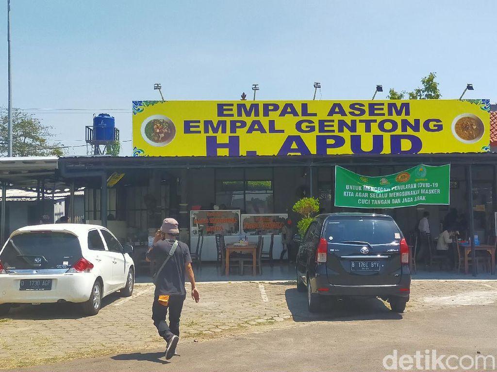 Nikmatnya Empal Gentong Cirebon yang Menggoyang Lidah