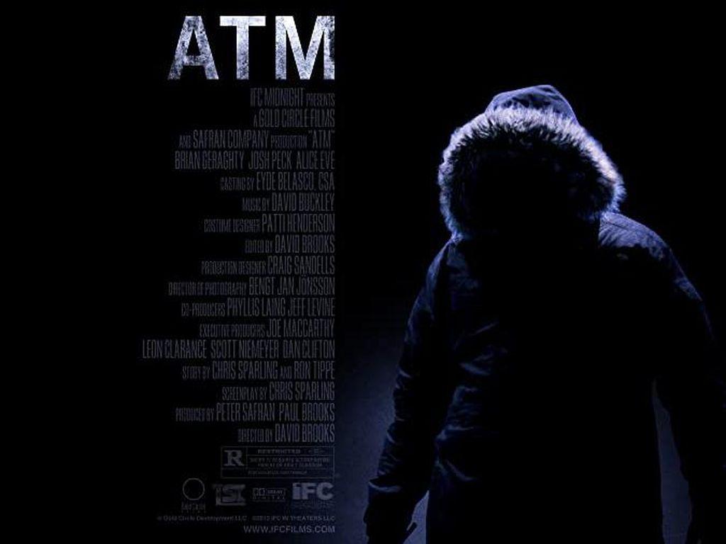 Sinopsis ATM, Tayang di Bioskop Trans TV Hari Ini