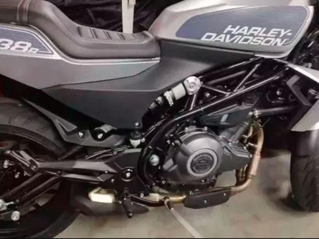 Ini Dia Bocoran Pertama Harley-Davidson 330 Cc