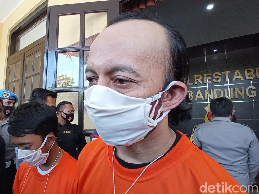 Rehab Jalannya Disetujui BNN Jabar, Jamal Preman Pensiun Bebas dari Bui