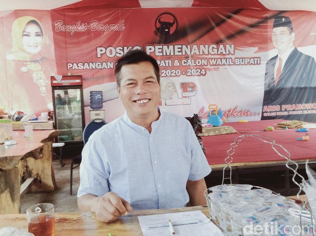 Cerita Kader PDIP Dicoret dari Cawabup Klaten-Diganti Politikus Golkar