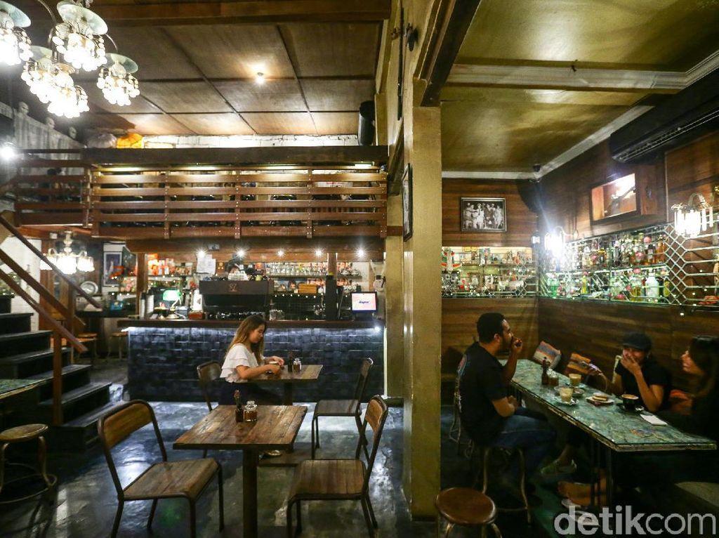 Rekomendasi Tempat Ngopi Terbaik di Seminyak Bali