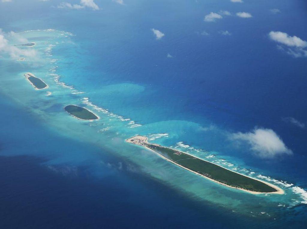 Memanas di Laut China Selatan saat China Tuding AS sebagai Ancaman