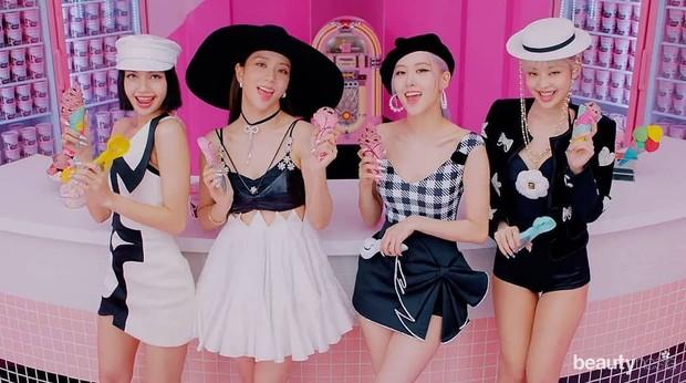 Dibalik suksesnya MV Ice Cream