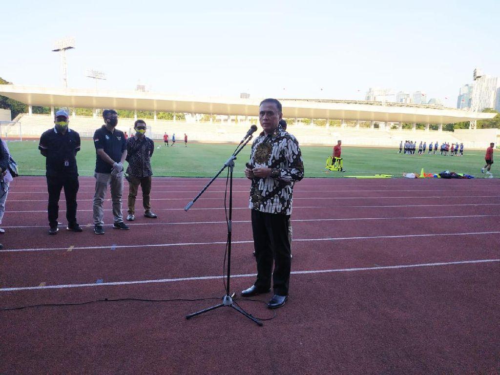 PSSI Hati-hati Pilih Lokasi TC Lanjutan Timnas U-19 di Luar Negeri