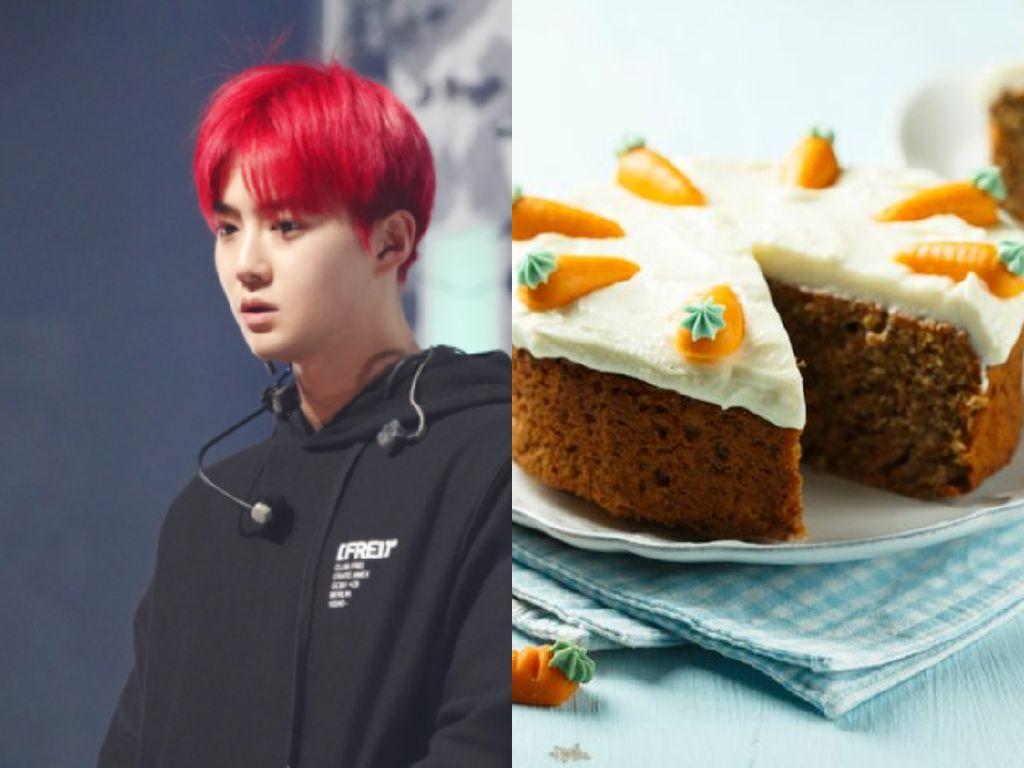 Jungkook BTS hingga Suho EXO Ungkap tentang Kue Favoritnya