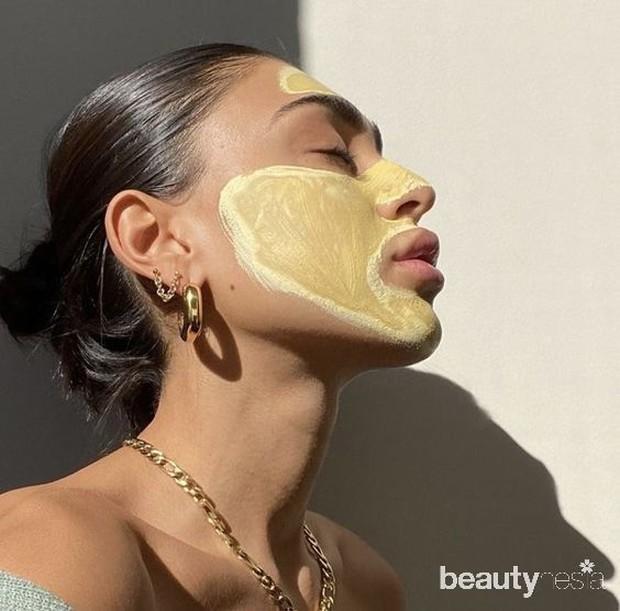 Masker kunyit untuk kulit berjerawat