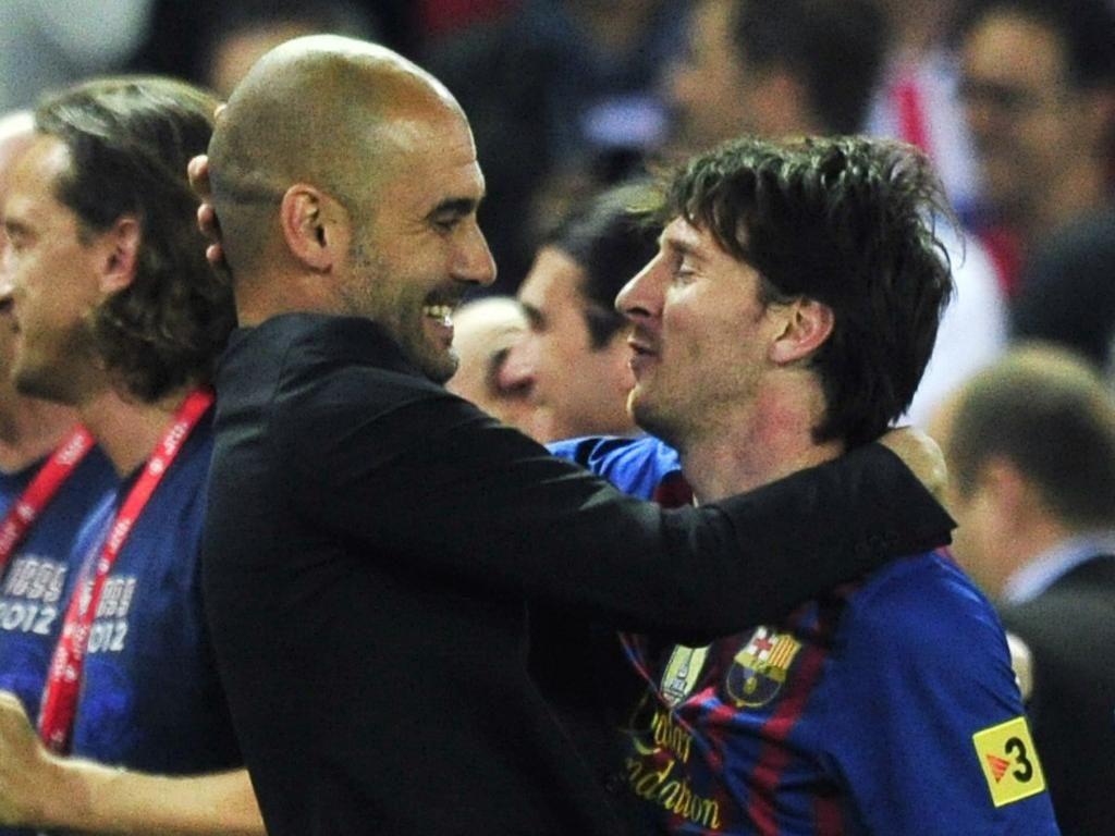 Manchester City Siap Berbagi Messi dengan New York City FC
