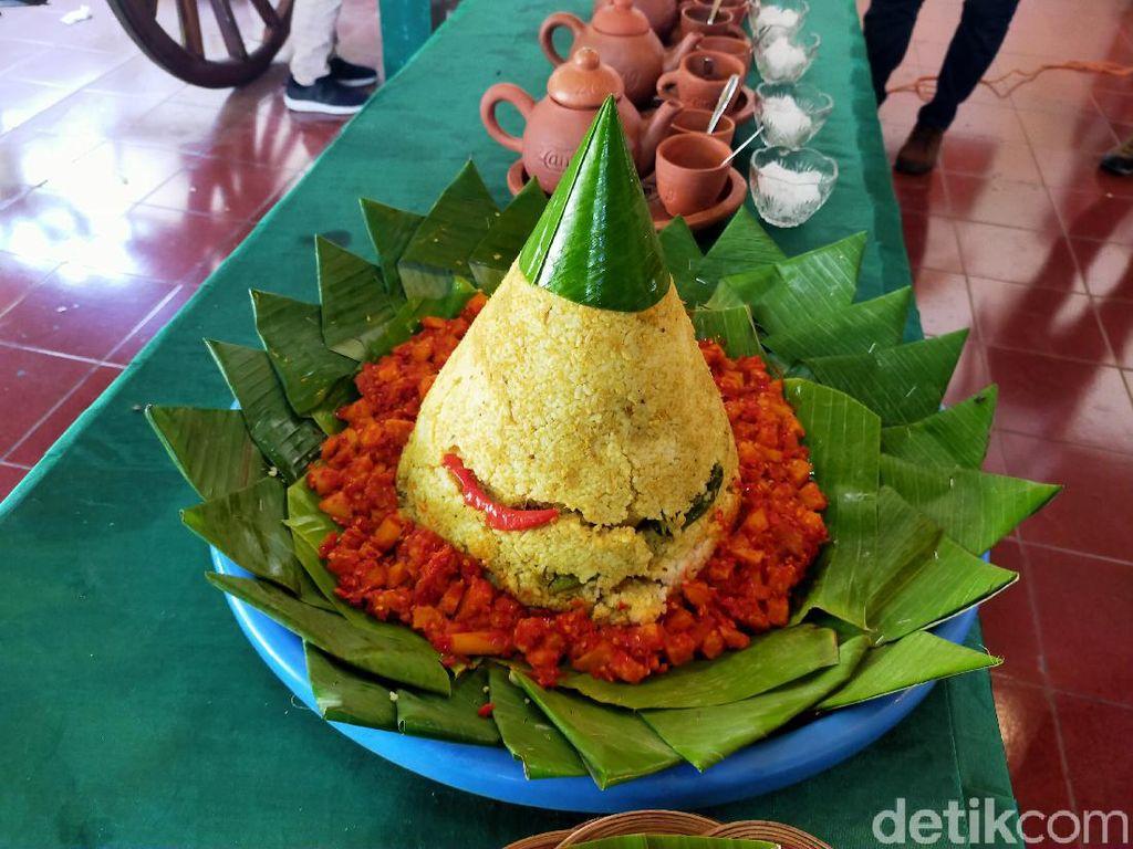 Mengenal Nasi Bogana, Hidangan Lezat Khas Keraton Cirebon