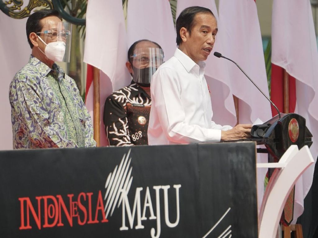 Pulihkan Ekonomi RI, Jokowi: Kuncinya di Kesehatan