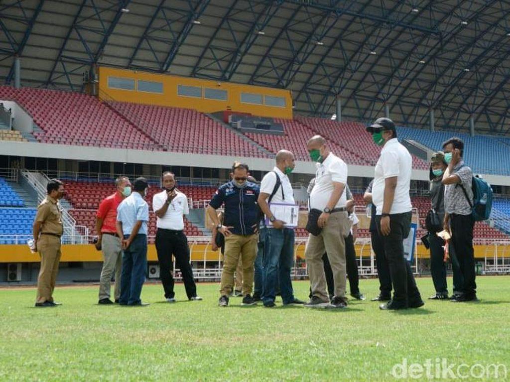 PSSI Tinjau Jakabaring Jelang Piala Dunia U-20, Apa yang Dicek?