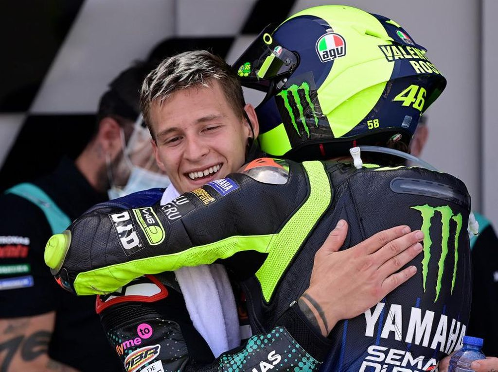 Lorenzo: Yamaha Ganti Rossi dengan Quartararo itu Keputusan Logis