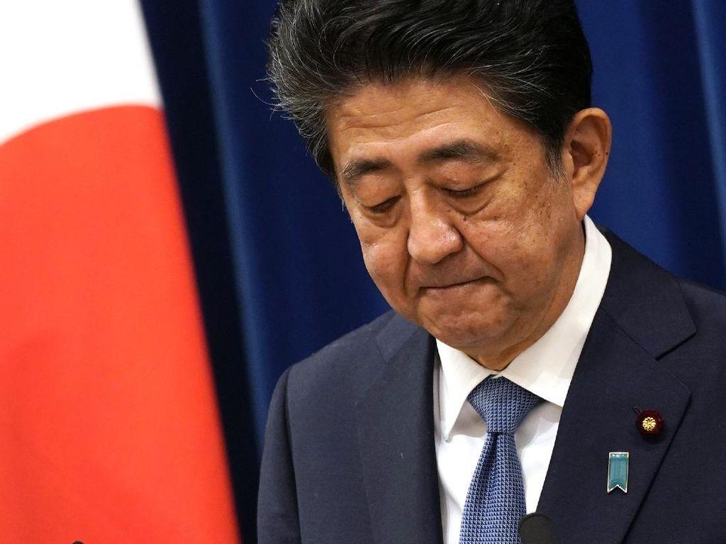 Doa Pemimpin Dunia ke PM Shinzo Abe yang Mundur karena Sakit