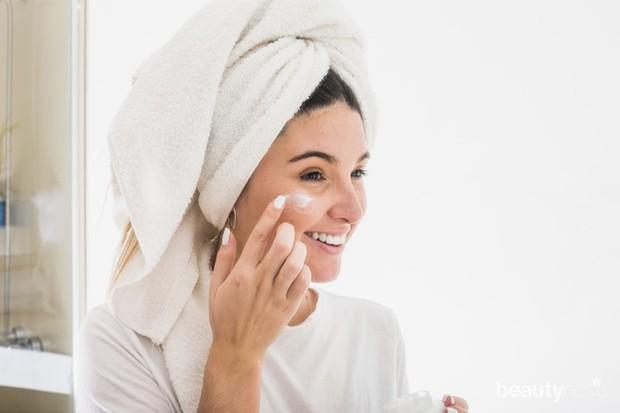 Produk perawatan wajah aman