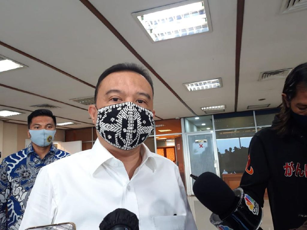 Pimpinan DPR soal Polemik Kata Anjay: Tak Ada Manfaatnya