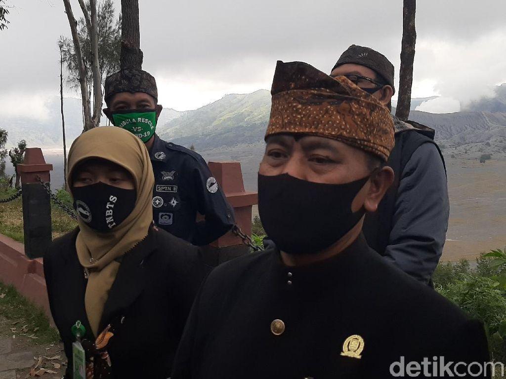 Bromo Buka Lagi, Suku Tengger Gelar Ritual Kulo Nuwon