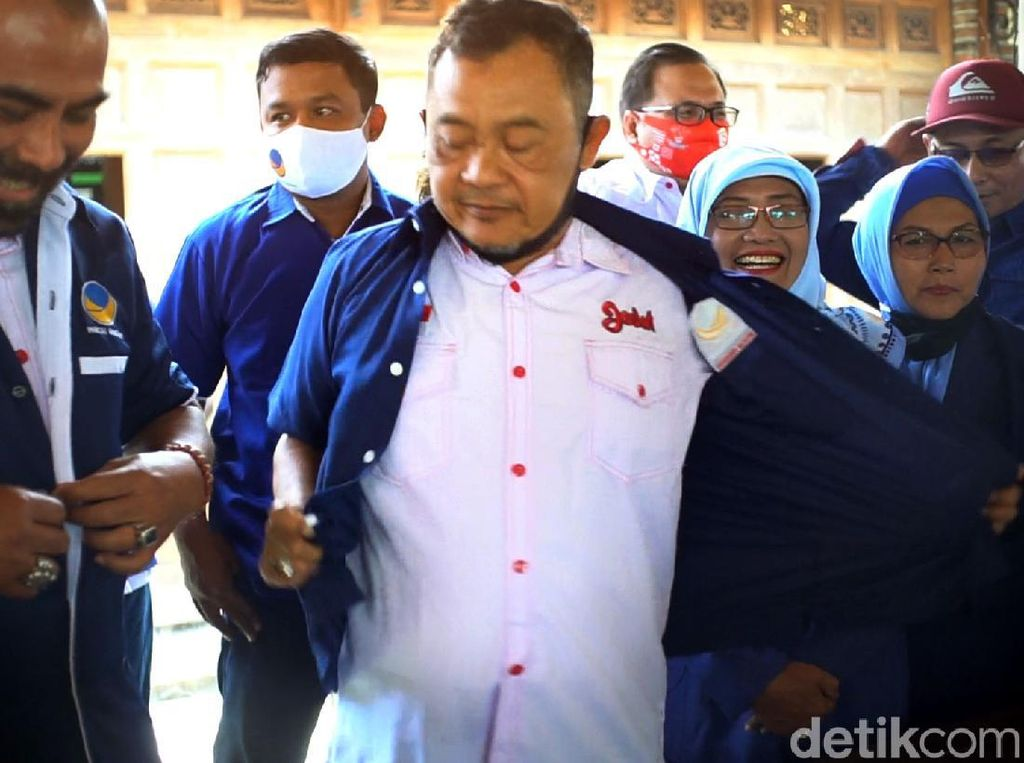 Pengurus NasDem Sukoharjo Ramai-ramai Mundur, DPW Jateng: Tak Masalah