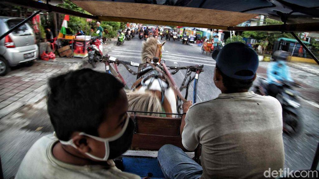 Wisata Berkuda di Jakut Jadi Relaksasi di Tengah Pandemi