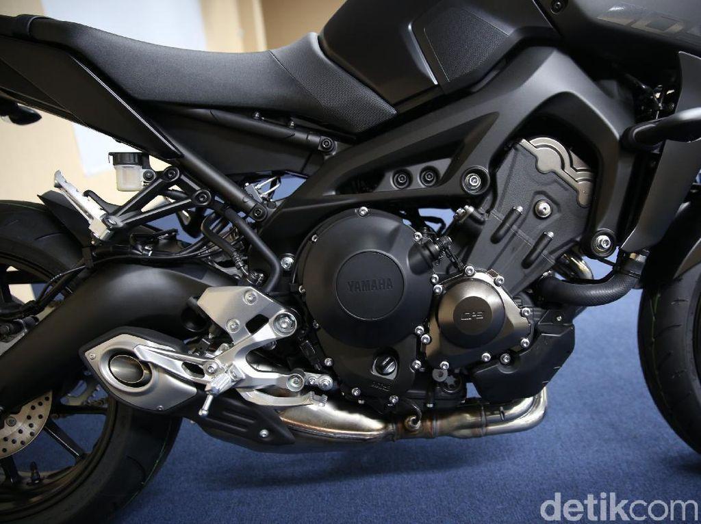 Melihat Ketangguhan Yamaha MT-07 dan MT-09 Seharga Ratusan Juta Rupiah