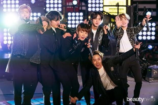 BTS/ Foto: Korea.net