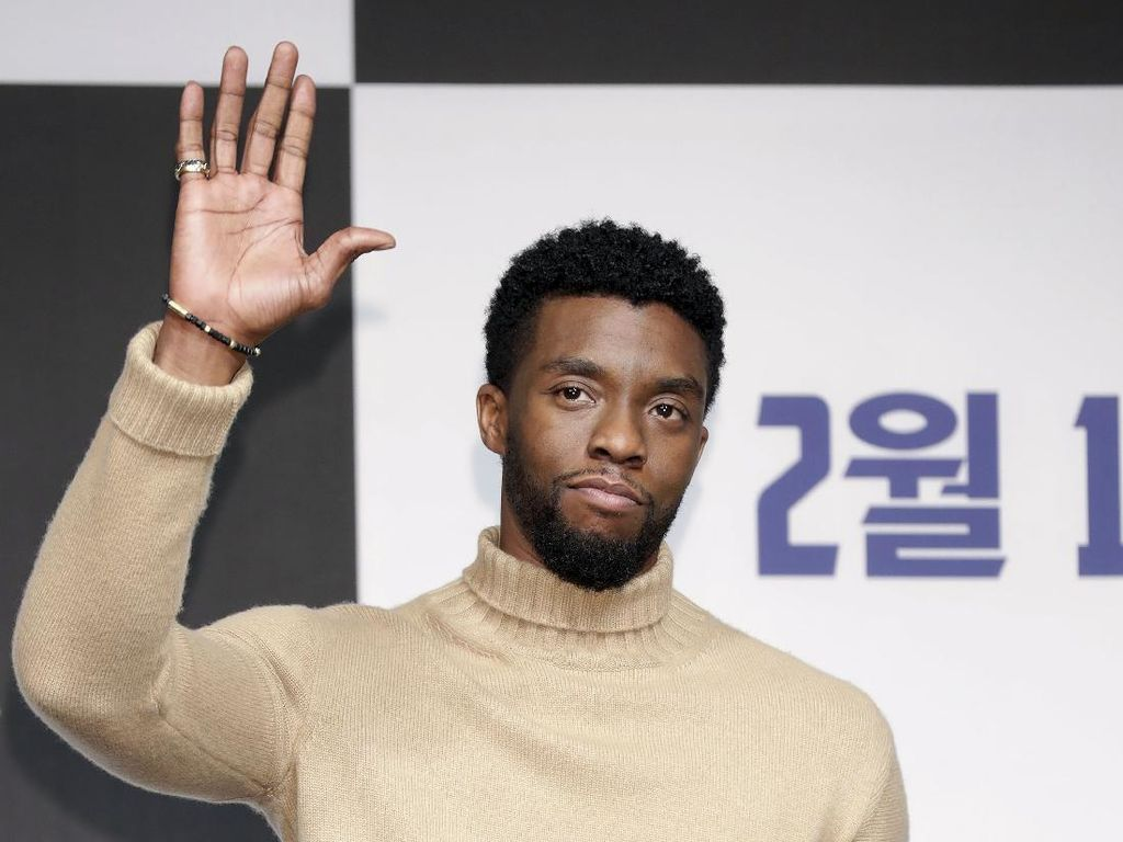 Chadwick Boseman Tiada, Rahasianya dengan Denzel Washington Terkuak