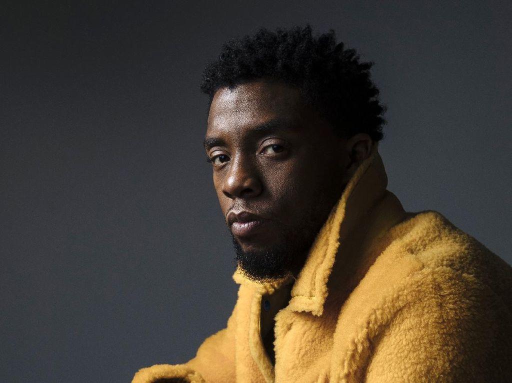 Penulis Black Panther Tulis Tribute untuk Chadwick Boseman