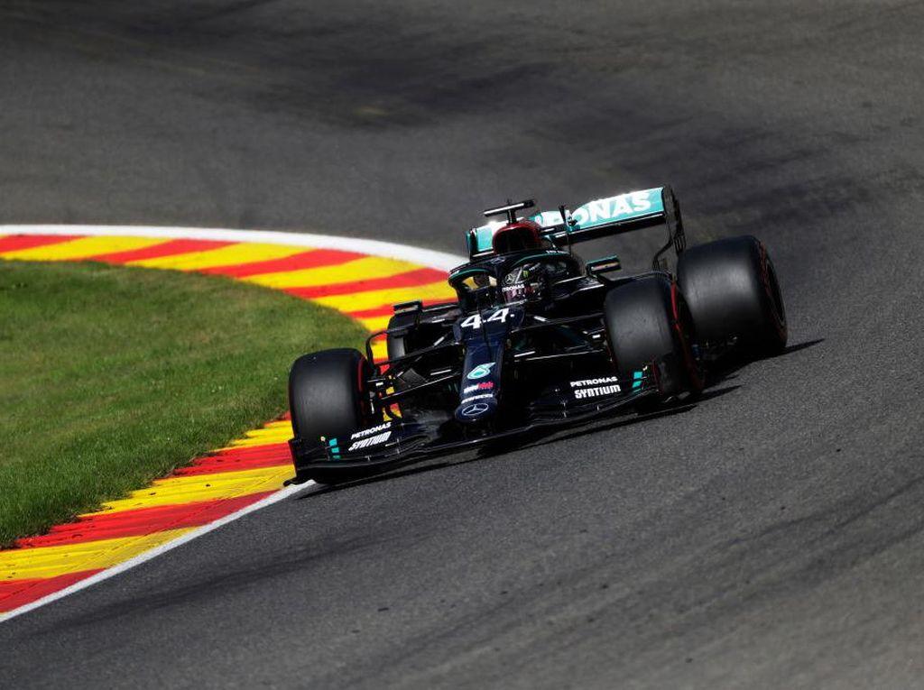 Free Practice III F1 GP Belgia: Hamilton Tercepat di Sesi Ketiga