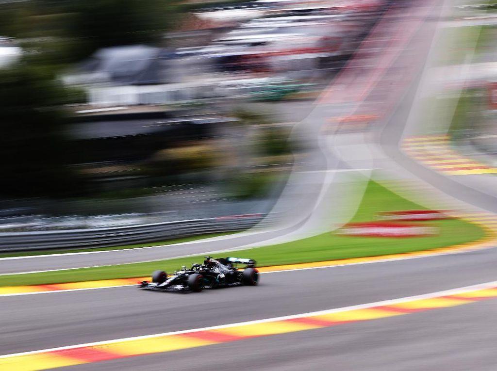 Hasil Kualifikasi F1 GP Belgia: Hamilton Raih Pole Position