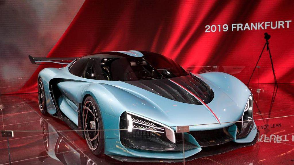 Mobil China Termahal, Hypercar Seharga Rp 21 Miliar
