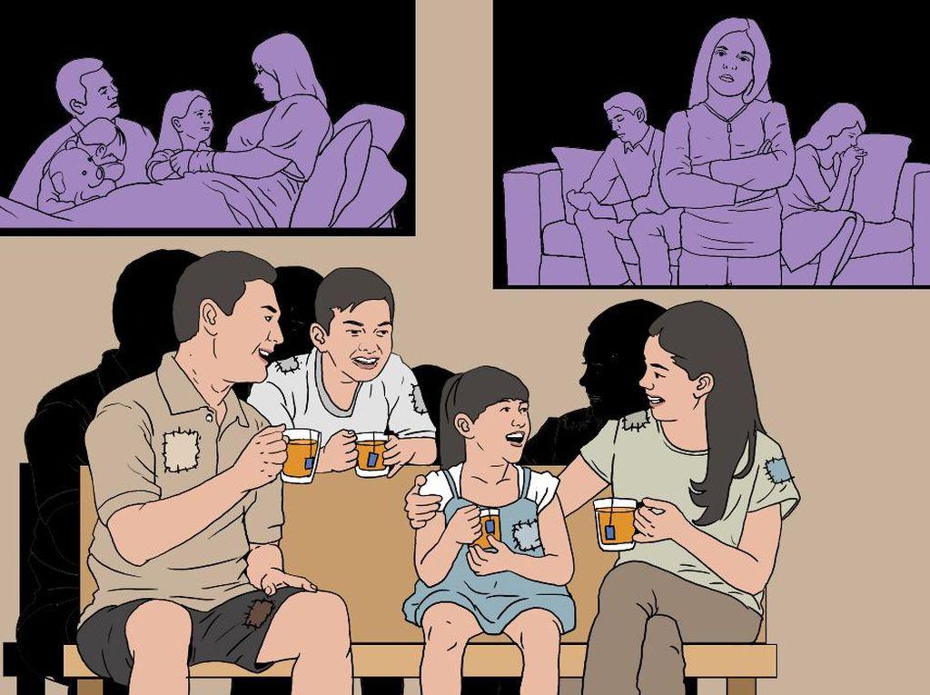 Risalah Teh dan Tiga Keluarga
