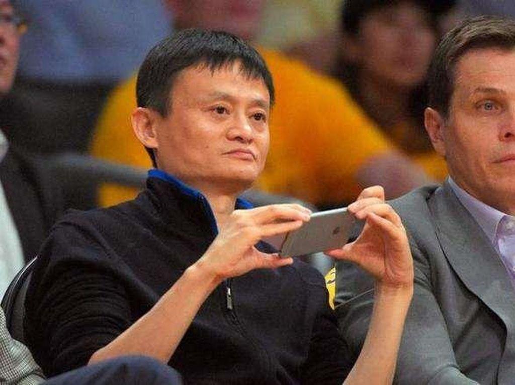 Saat Jack Ma Bikin Mesin Pembayaran Bernilai Rp 2.987 Triliun