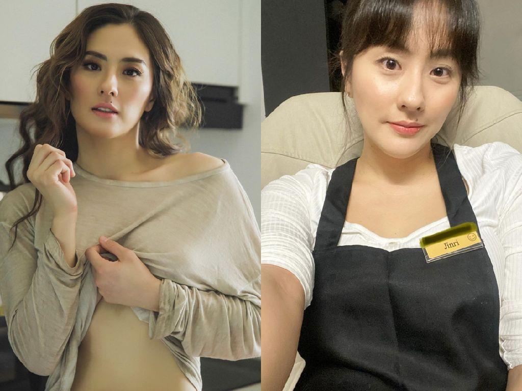 Demi Kuliah, Aktris Korea Jinri Park Banting Setir Jadi Pelayan Restoran