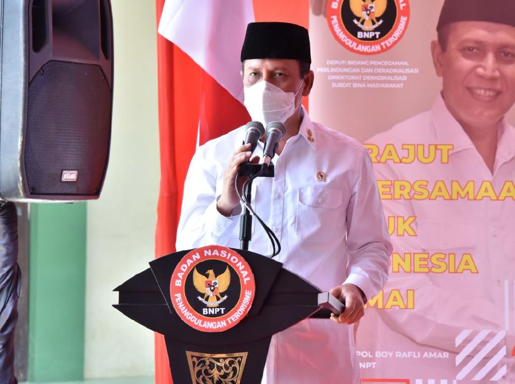 BNPT Tak Temukan Indikasi Penusuk Syekh Ali Jaber Terkait Jaringan Teror